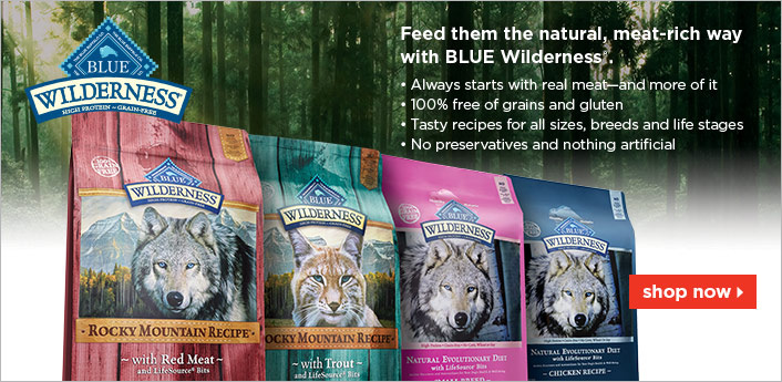 Coupons For Blue Wilderness Dog Food In A Can